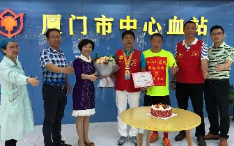 朱刘基 感谢您长期以来对无偿献血工作的付出和支持
