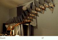 ARKit新玩法:手机拍完照片就凝固在空中了!