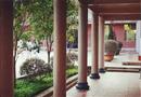 建筑之美:闽南极乐寺特别的长廊