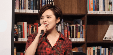 刘思涵新专辑媒体分享会温暖开启