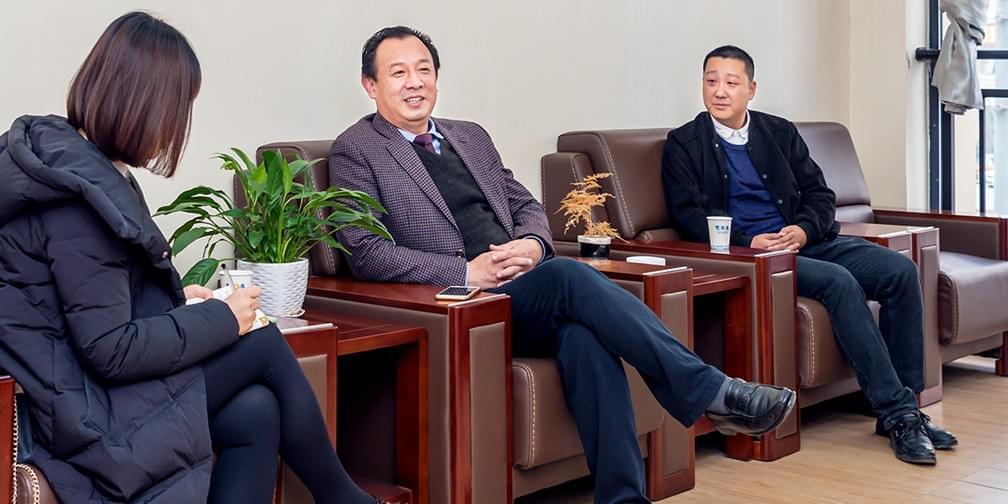 闫友平:打造全国区域知名品牌 楚园春打响