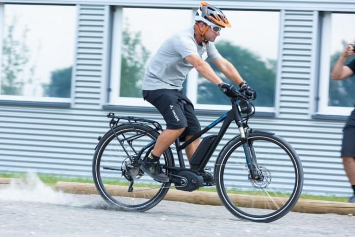 博世为电动自行车开发ABS防抱死系统