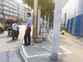郑州街头共享单车有了停车位 有人点赞有人烦