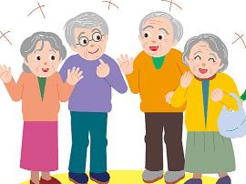 老人想延年益寿就要有健康的生活习惯