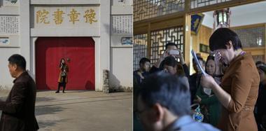直击豫章书院 被指体罚绑架性骚扰学生