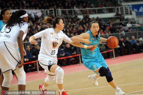 WCBA总决赛-山西北京谁能抢占先机?博彩公司告诉你答案!
