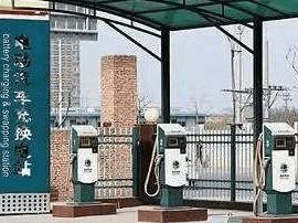 临汾高速服务区可以给电动汽车充电