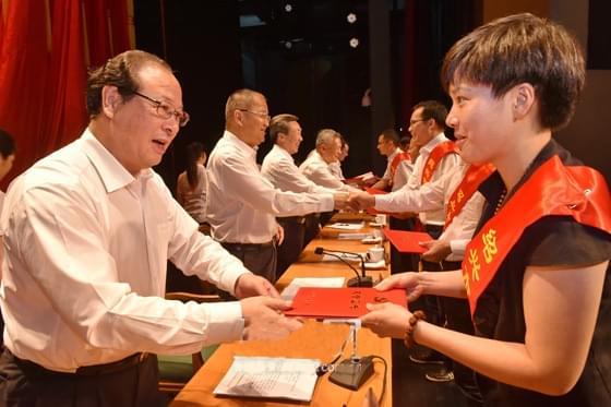 我市隆重集会庆祝中国共产党成立95周年