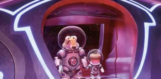 《冰川时代5:星际碰撞》:太空童话演绎蝴蝶效应