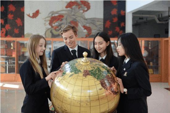 全奖读枫叶国际学校 无忧升世界顶尖名校