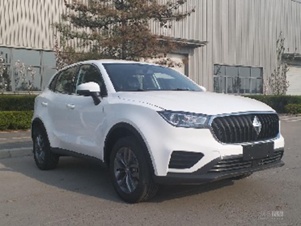 全新小型SUV/1.4T动力 宝沃BX3申报图曝光