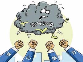 灵宝市苏村乡狠抓大气污染防治工作