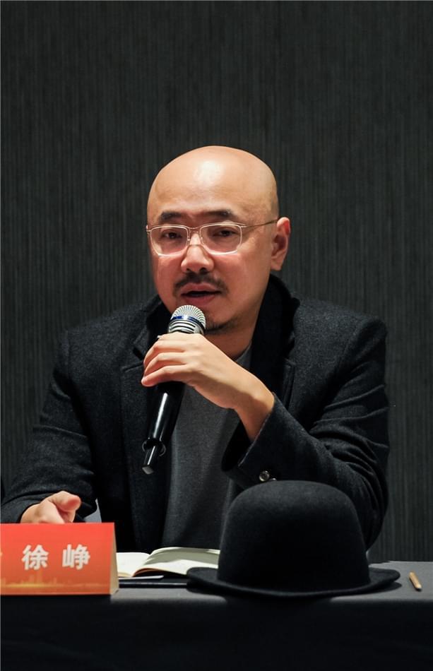 徐峥与新导演共赴新征程