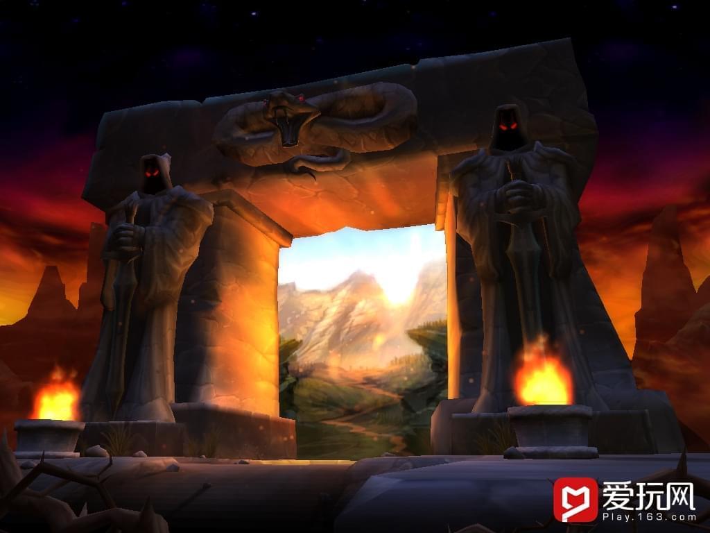 探索暴雪嘉年华2005:《魔兽世界》是展会主角