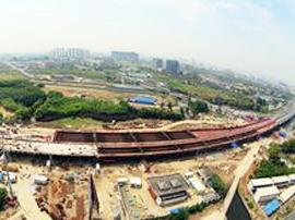 上海路北延工程涉及5个村居土地 近75亩农用地将征收