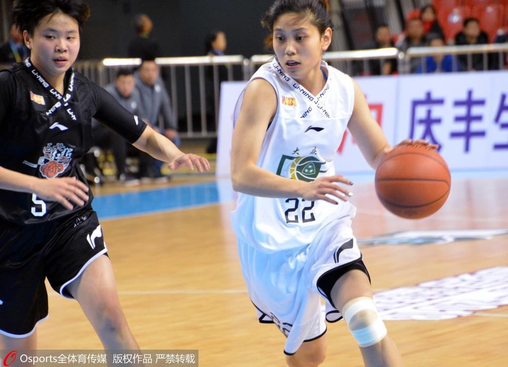 WCBA第11轮:李梦35分沈部险胜北京 广东憾负八一