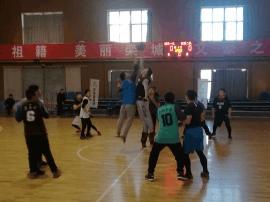 栾城区庆元旦篮球嘉年华活动圆满落幕
