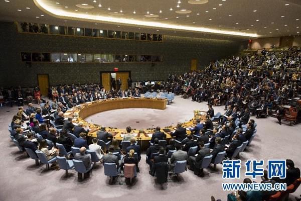 媒体: 朝鲜试射导弹或为抗议联合国朝核部长会议