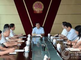 刘志宏:群策群力谋发展 齐心协力干事业