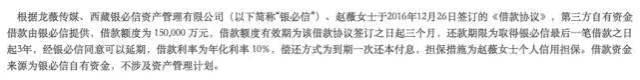 赵薇夫妇被市场禁入五年 背后金主早已出事?