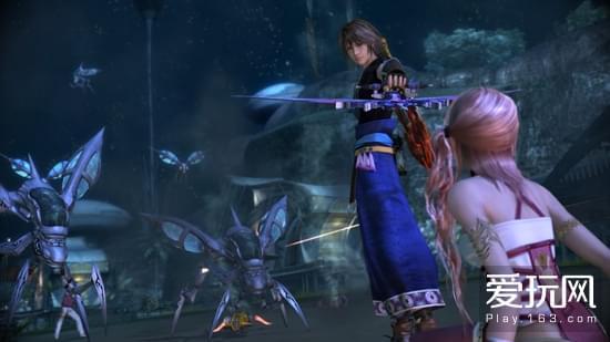 游戏史上的今天:外传再来《最终幻想13-2》