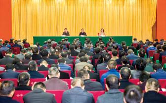 南川书记丁中平:把改革发展各项事业不断推向前进