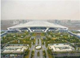 火车西站将打造成现代化高铁新城