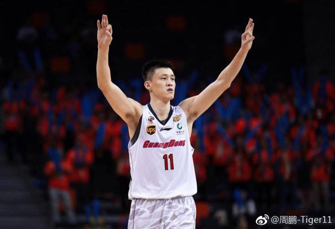 周鹏:辽宁比我们优秀学到很多 通过夏天做好备战