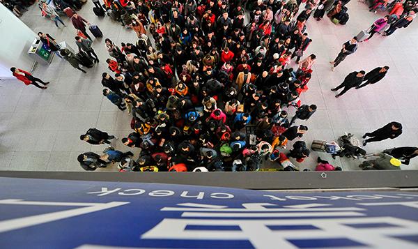 又是一个平安年:春节期间交通发送旅客4.19亿人次