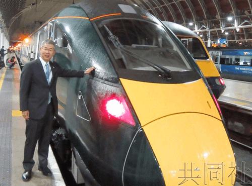 """被指用问题产品 日本高铁英国首秀漏水成""""水帘洞"""""""