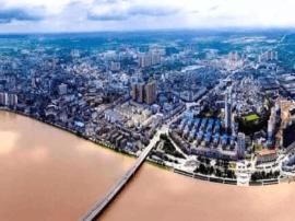 """荆州这个县市要打造""""十里画廊"""" 预计明年初开工"""