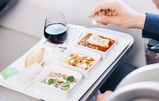 你在飞机上吃的到底是什么?你知道吗