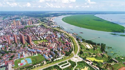 监利:坚持生态优先绿色发展 全力呵护一江清水