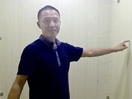 """凤凰曦城52部电梯""""穿""""上免漆板 居民纷纷点赞"""