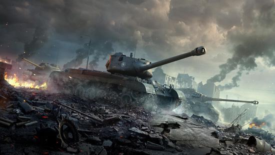 坦克世界闪击战国服:将确保所有玩家neng公平竞技