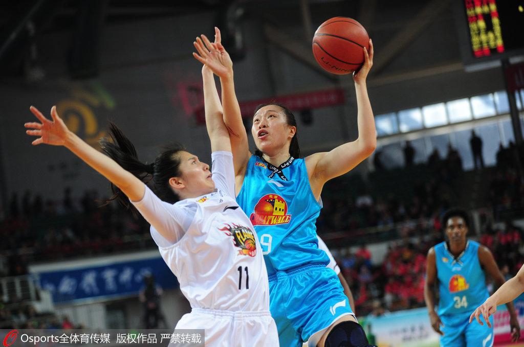 WCBA总决赛首回合不敌北京 山西誓言打回主场