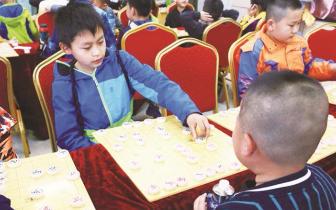 河北省第十五届运动会群众组象棋赛预选赛落