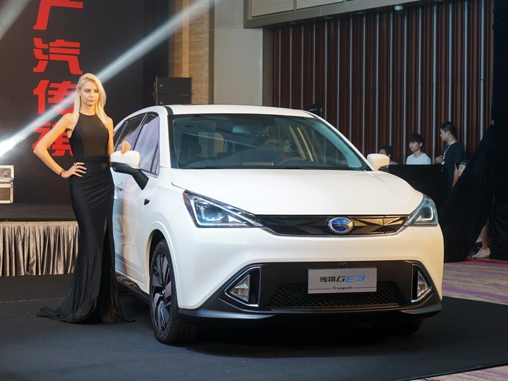 预售价23.28万 广汽传祺电动SUV今晚上市