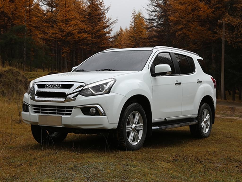 新增1.9T发动机 新款mu-X将12月26日上市