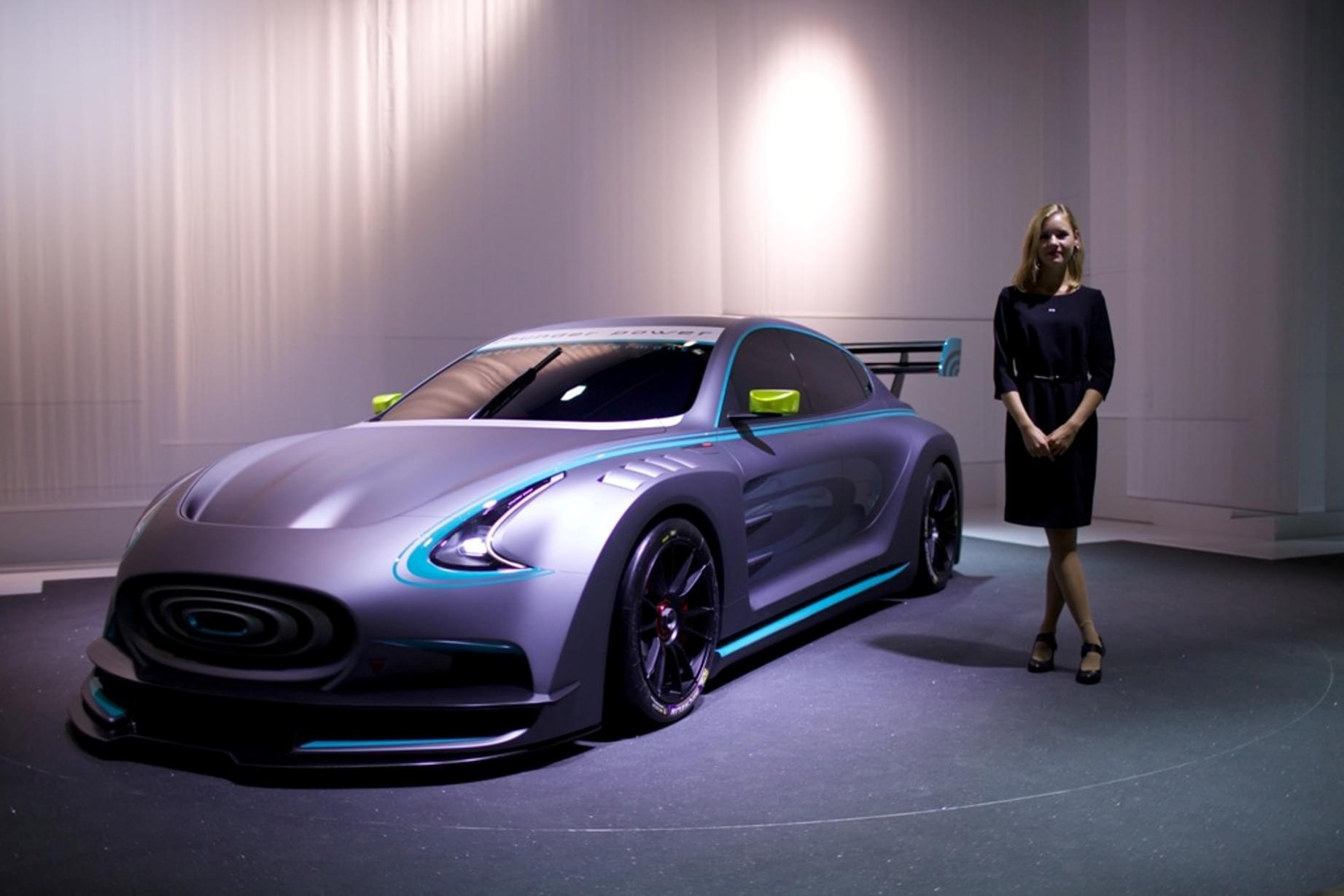 来自台湾 全新电动车品牌昶洧将今日发布