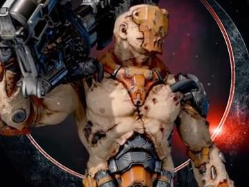 《雷神之锤:冠军》新角色Visor曝光 具有透视能力