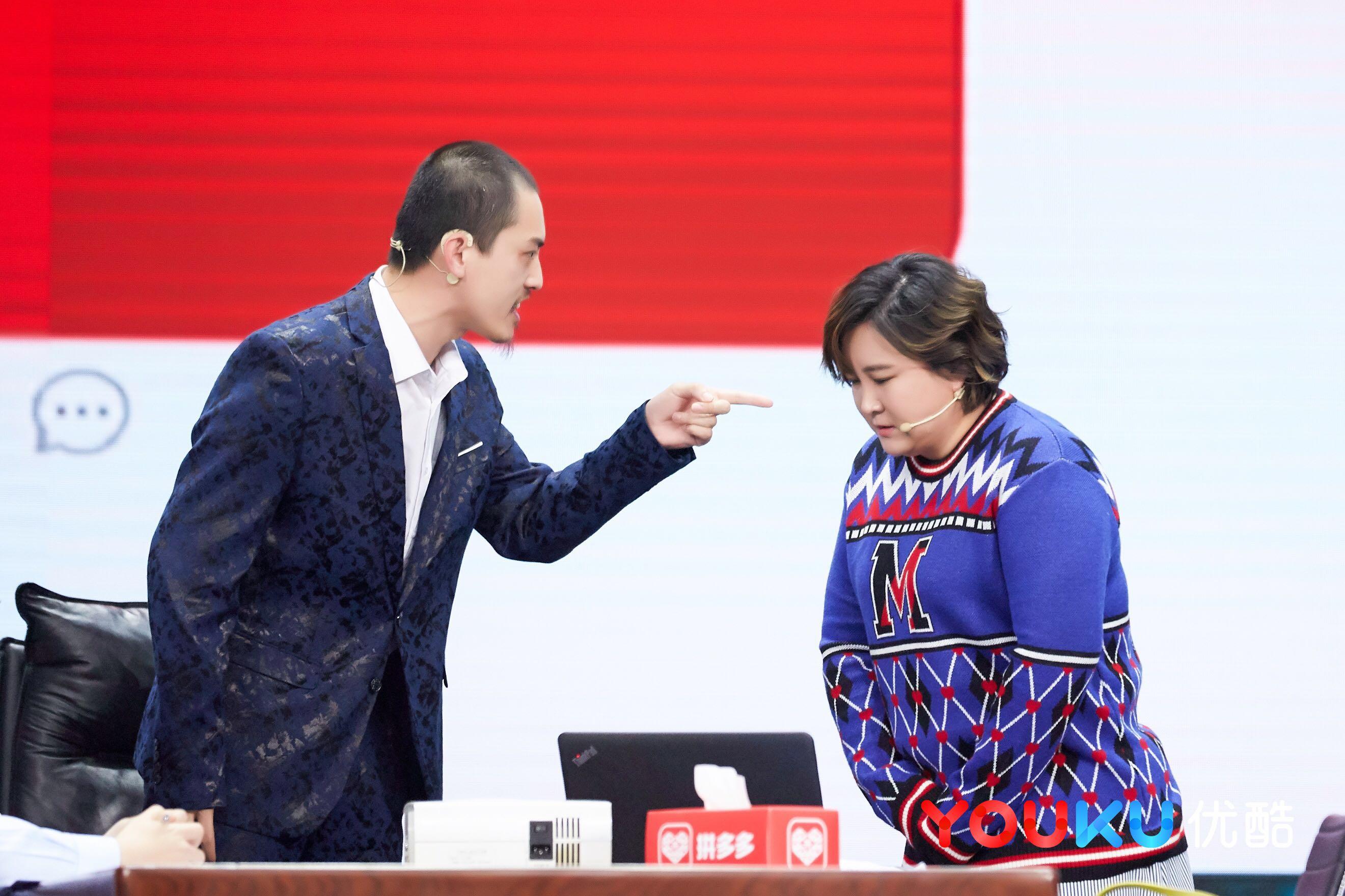 贾玲化身大魔王《欢乐喜剧人4》 双贾之争贾冰胜