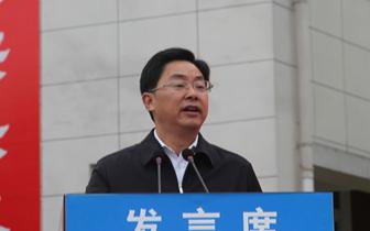 梁平区长蒲继承:加快重点项目落地开工和实物量形成