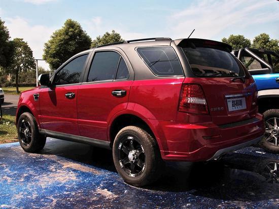 硬派SUV/美式大皮卡 卡威两款新车上市