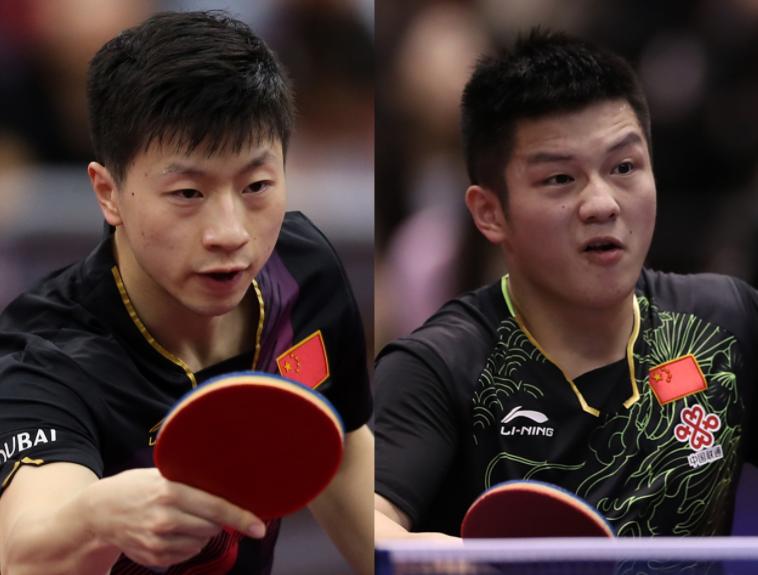奇!马龙樊振东并列乒超MVP 积分小数点后13位仍相同