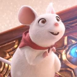 炉石动画小女孩现身科隆 带领玩家刷本力战巫妖王