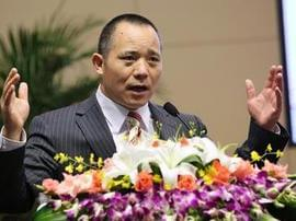 向松祚:韩志国捏造事实 严正要求其赔礼道歉