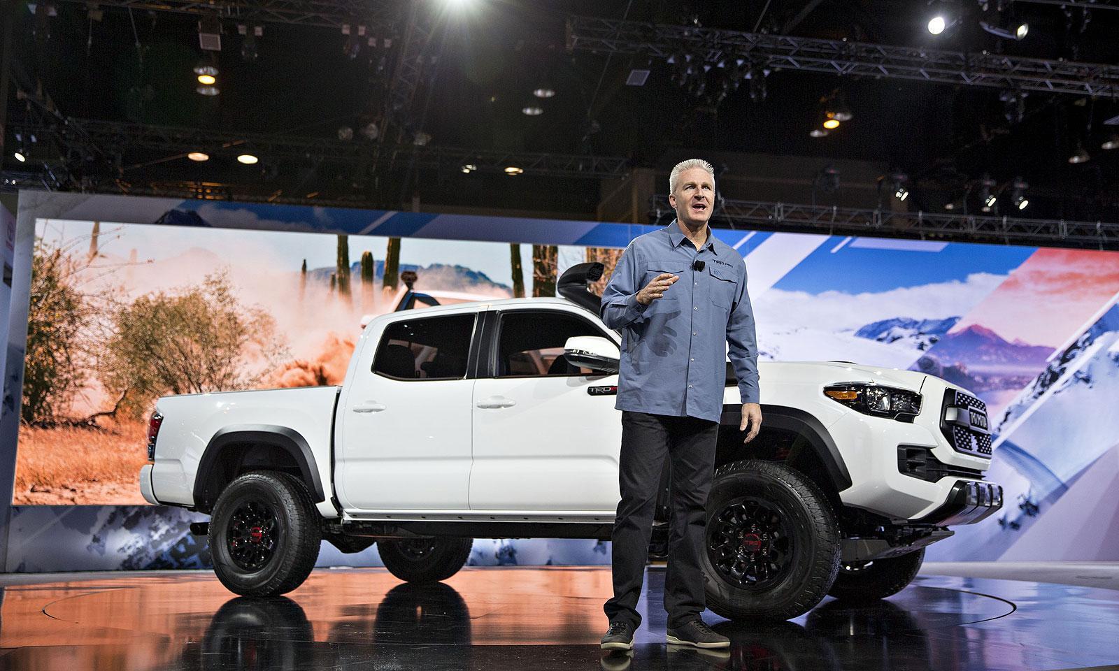 迎合美国市场 丰田将提高跨界车与皮卡产品比例