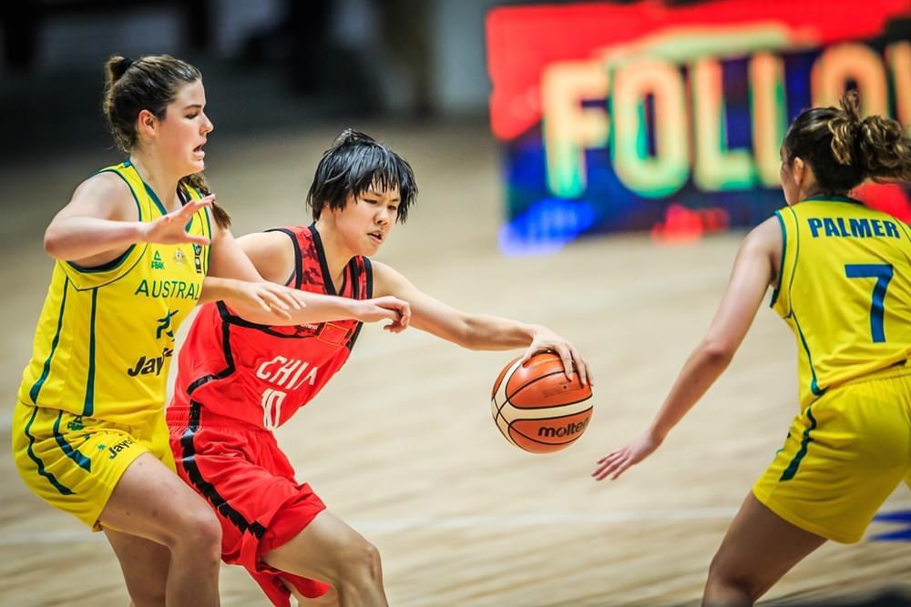 女篮亚少赛-中国40分惨败澳大利亚 将争夺三四名