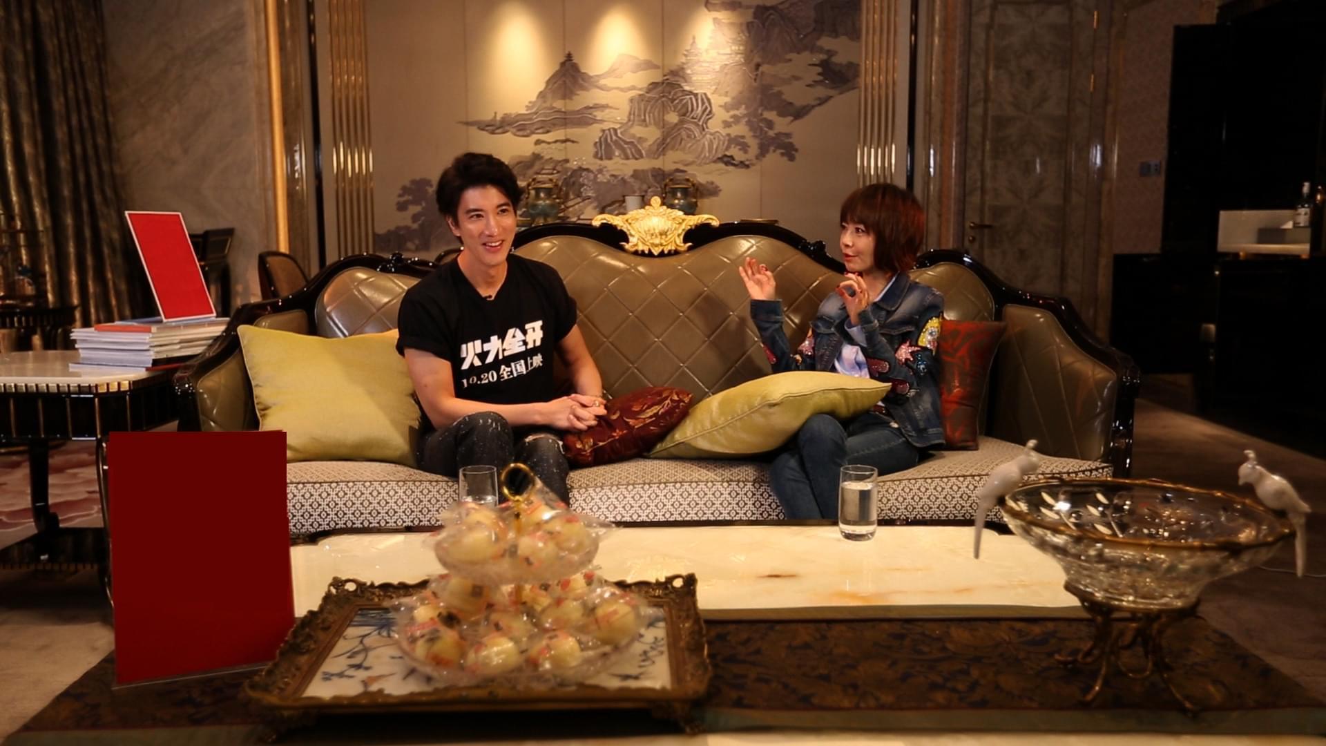 王力宏回应疯狂粉丝 音乐天王也曾有低谷